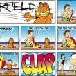 Garfield-ul de luni